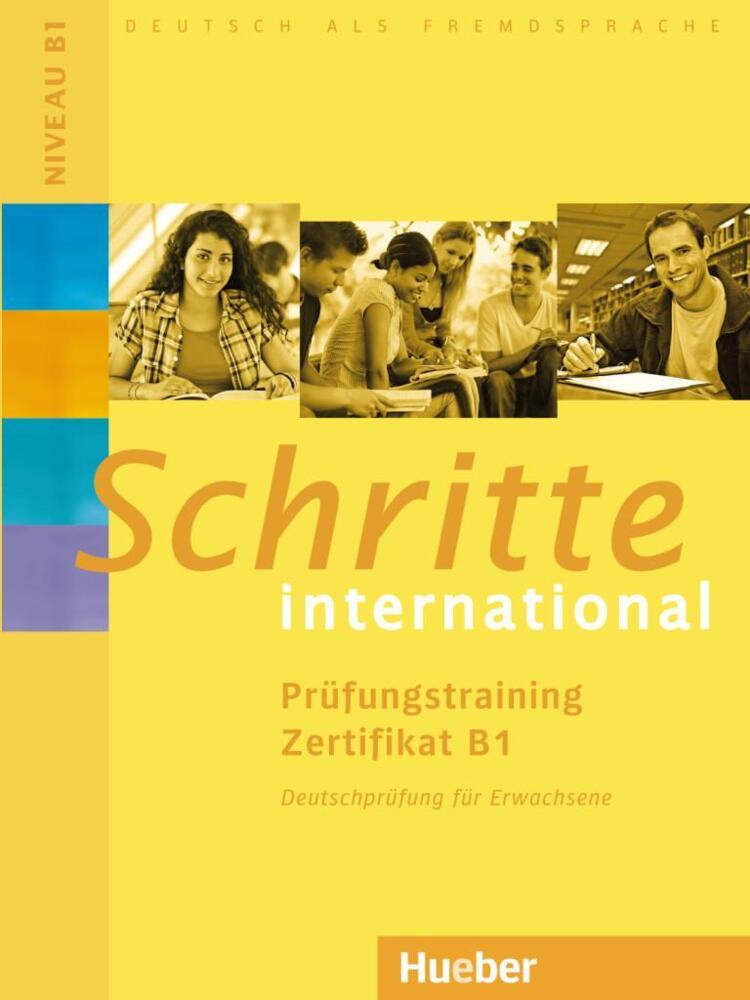 Schritte International Prüfungstraining Zertifikat B1 Von Werff