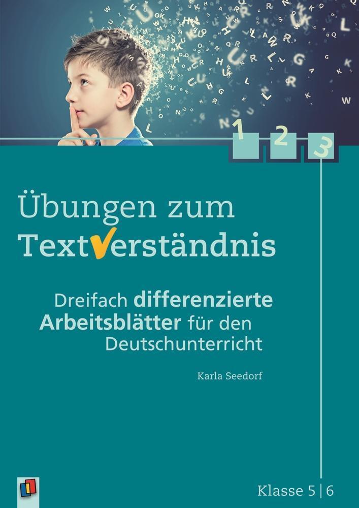 Übungen zum Textverständnis Klasse 5/6 - Dreifach differenzierte ...
