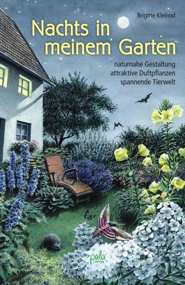 Nachts In Meinem Garten Von Kleinod Brigitte Buch Buch24de