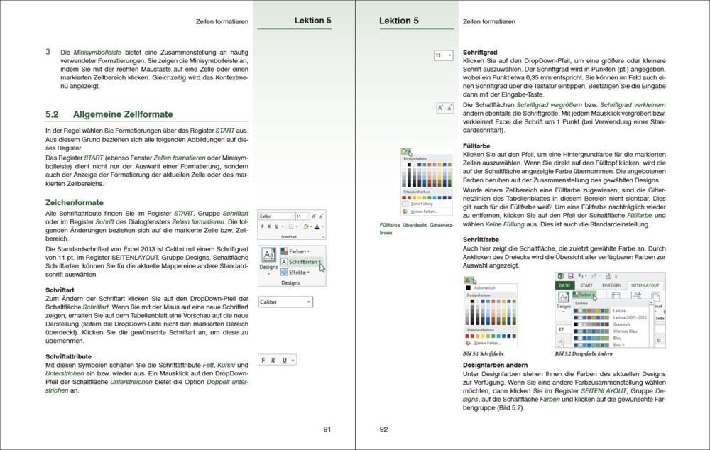 Excel 2013 - Basiswissen für Excel-Einsteiger - Leicht verständlich ...