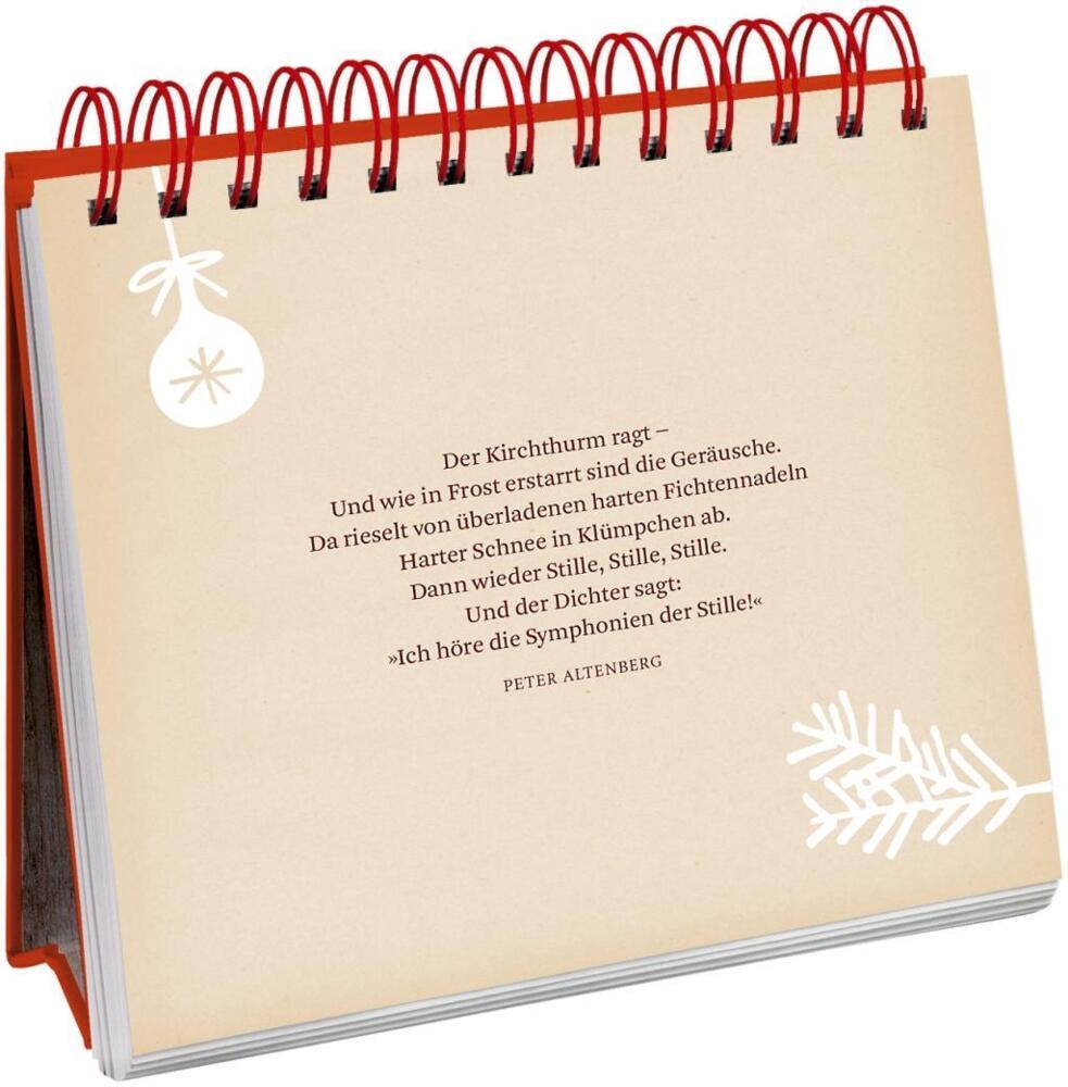 weihnachten mein sch nstes fest 24 gedichte und. Black Bedroom Furniture Sets. Home Design Ideas