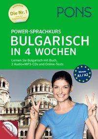 PONS Power-Sprachkurs Bulgarisch in 4 ...