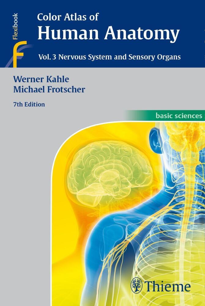 Color Atlas Of Human Anatomy 03 Von Kahle Werner Kahle Werner