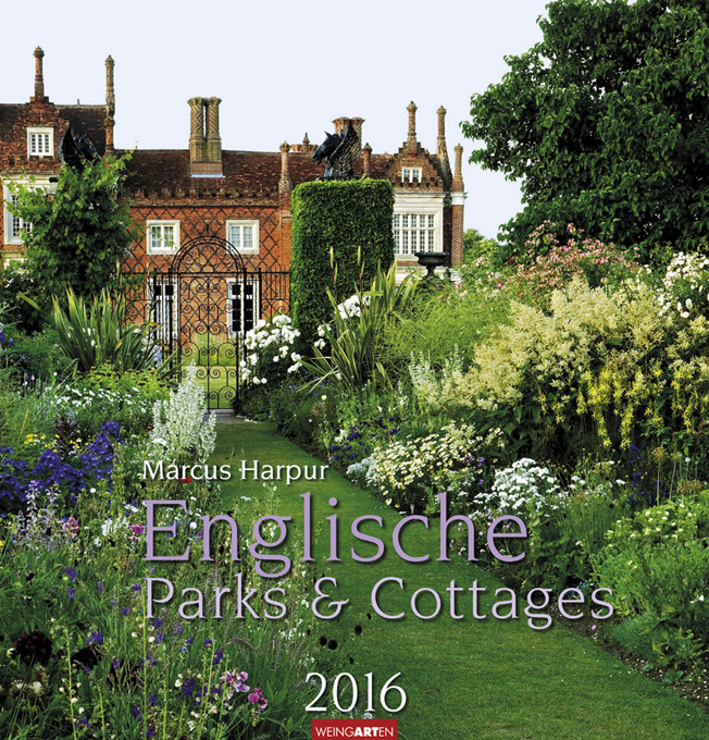 englische parks cottages 2016 englische parks cottages von harpur marcus kalender. Black Bedroom Furniture Sets. Home Design Ideas
