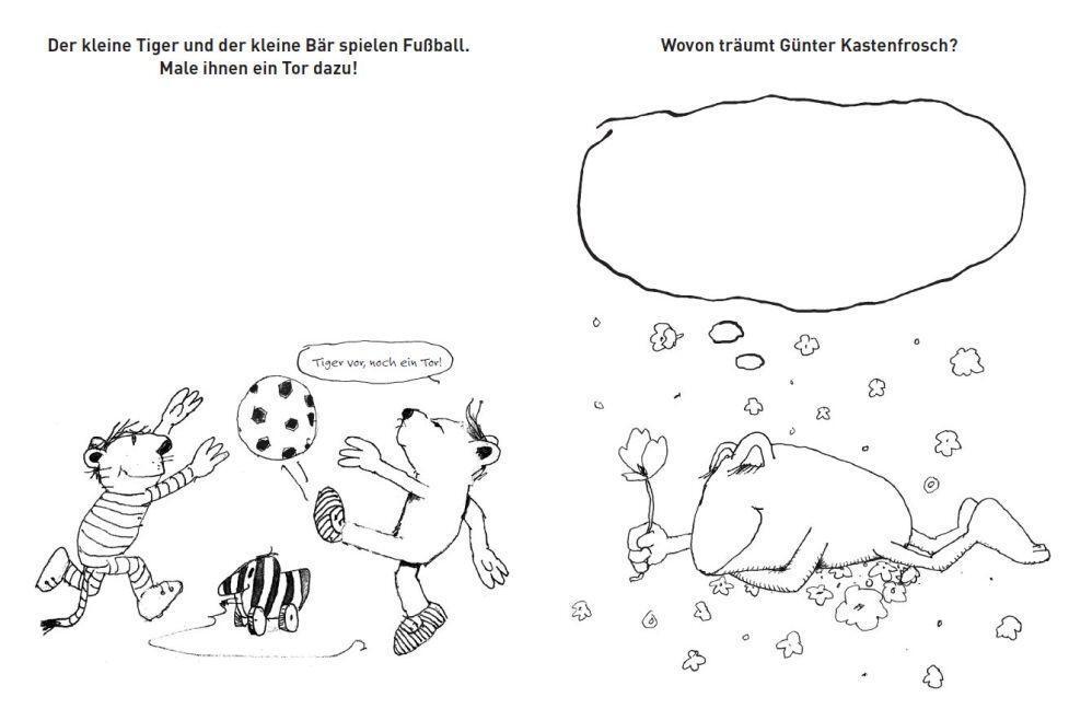 Janosch - Mein famoses Malbuch von Panini Verlags GmbH - Buch24.de