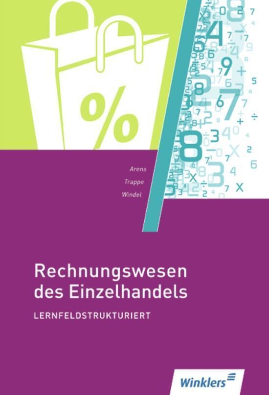 Rechnungsweseneinzelhandel Lernfeldstrukturiert Schülerband Von