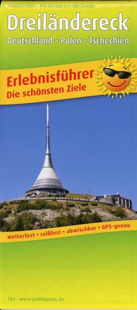 Erlebnisführer Dreiländereck Deutschland Polen Tschechien 1 150