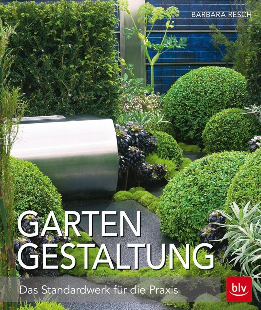 gartengestaltung - das standardwerk für die praxis von resch, Garten ideen