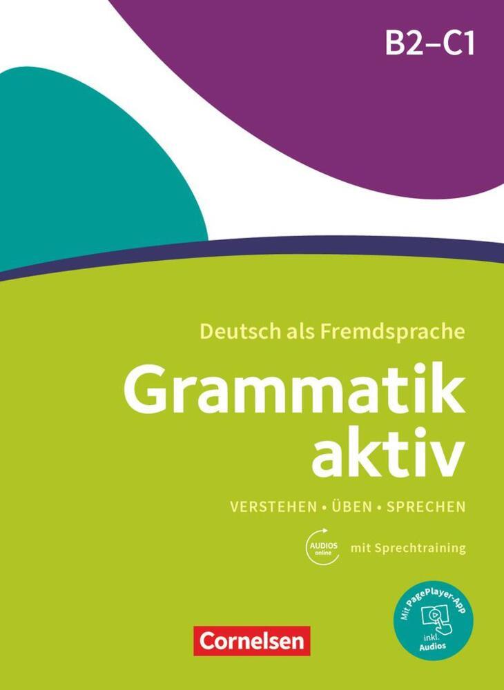 Grammatik Aktiv B2 C1 üben Hören Sprechen Von Jin Friederike