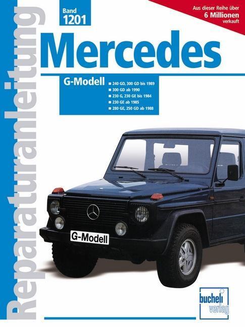 mercedes benz g modell w 460 von bucheli verlags ag. Black Bedroom Furniture Sets. Home Design Ideas