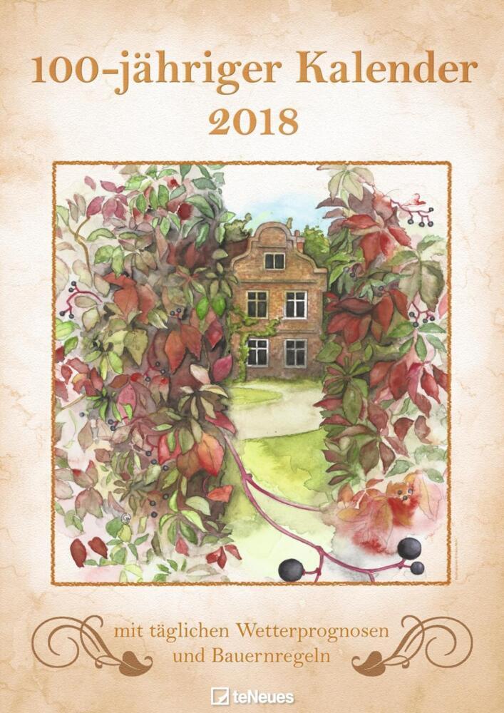 100 jähriger kalender online