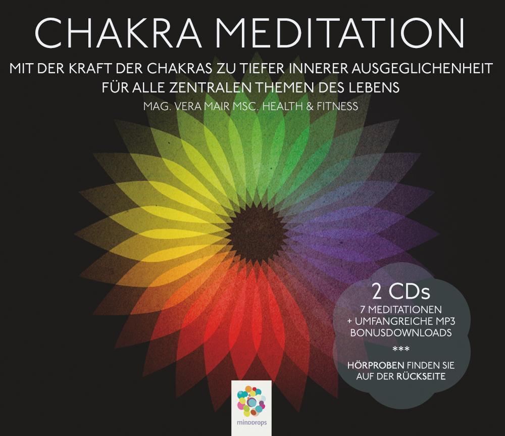 Chakra Meditation Von Mair Vera Horbuch Buch24 De