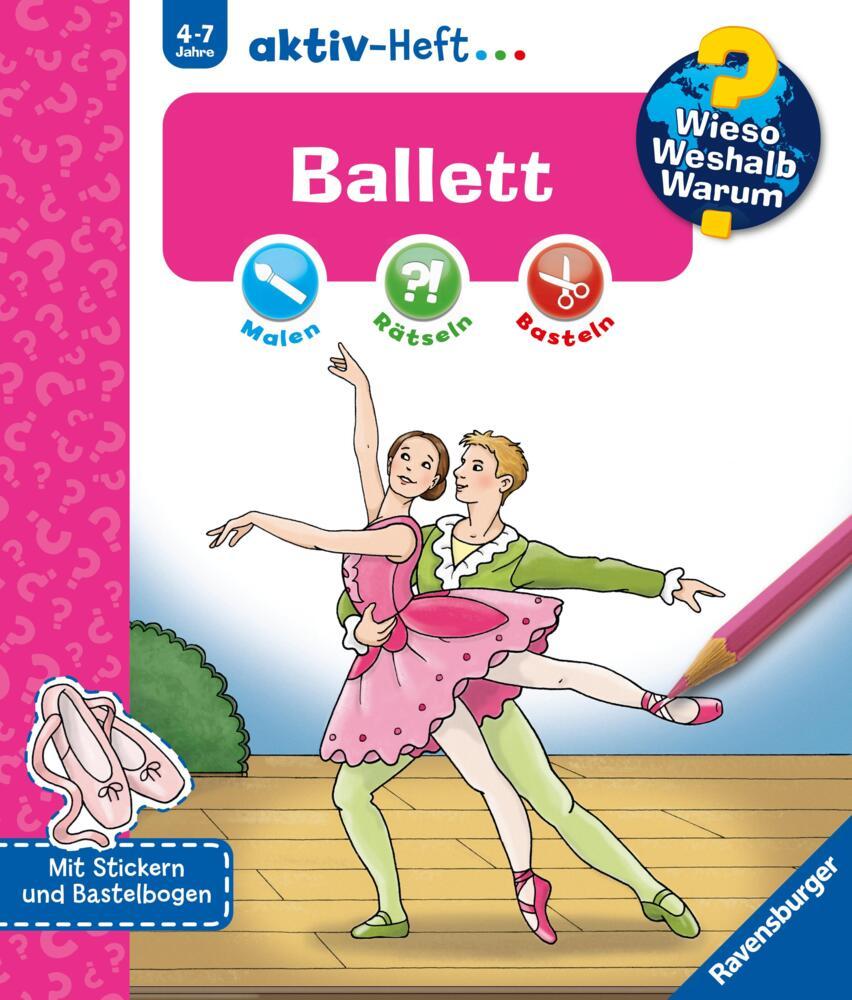 Ballett Von Ravensburger Verlag Buch24 De