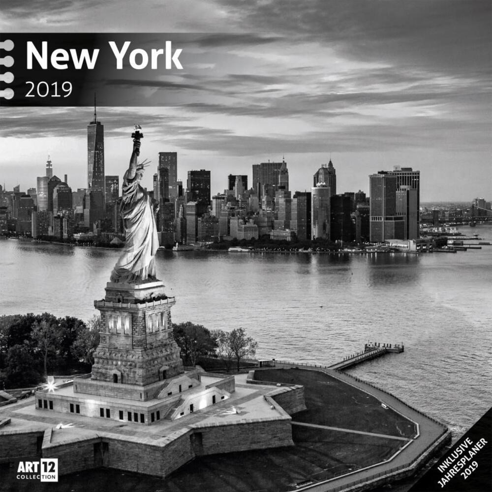new york 2019 brosch renkalender von ackermann kunstverlag. Black Bedroom Furniture Sets. Home Design Ideas