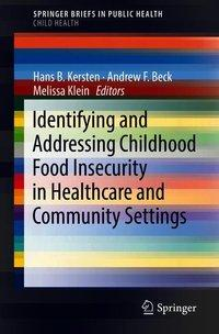 Identifying and Addressing Childhood Food ...