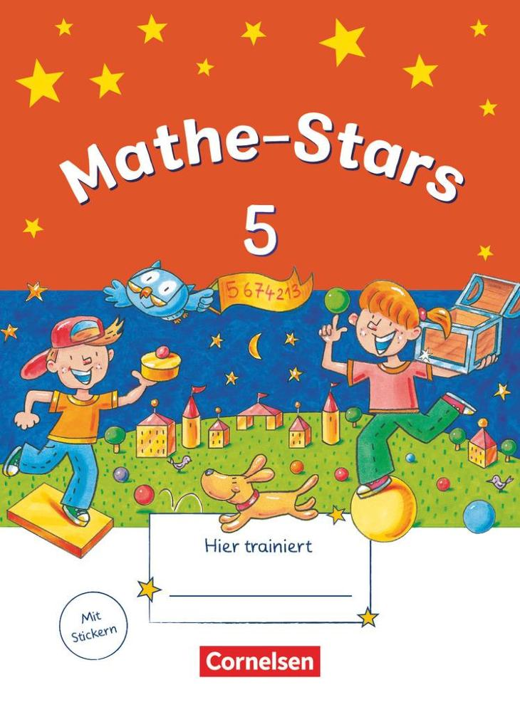 mathe stars 5 schuljahr basiskurs von oldenbourg schulbuchverl. Black Bedroom Furniture Sets. Home Design Ideas