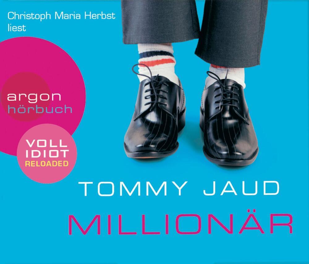 Millionär von Jaud, Tommy (Hörbuch) - Buch24.de