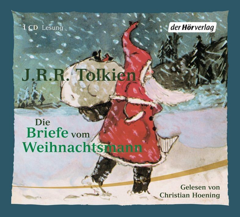 Briefe Mit Cd : Die briefe vom weihnachtsmann cd von tolkien john ronald