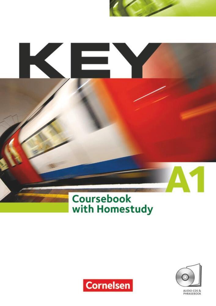Key. Europäischer Referenzrahmen: A1 Kursbuch - Für den Unterricht ...