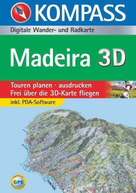 Madeira. CD-ROM f�r Windows 95/98/2000/NT/XP