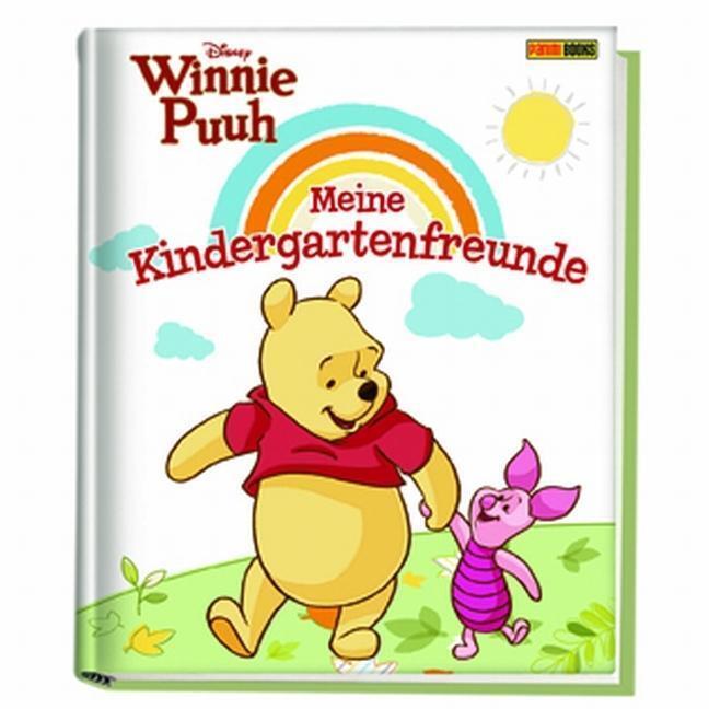 Disney-Winnie-Puuh-Kindergartenfreundebuch
