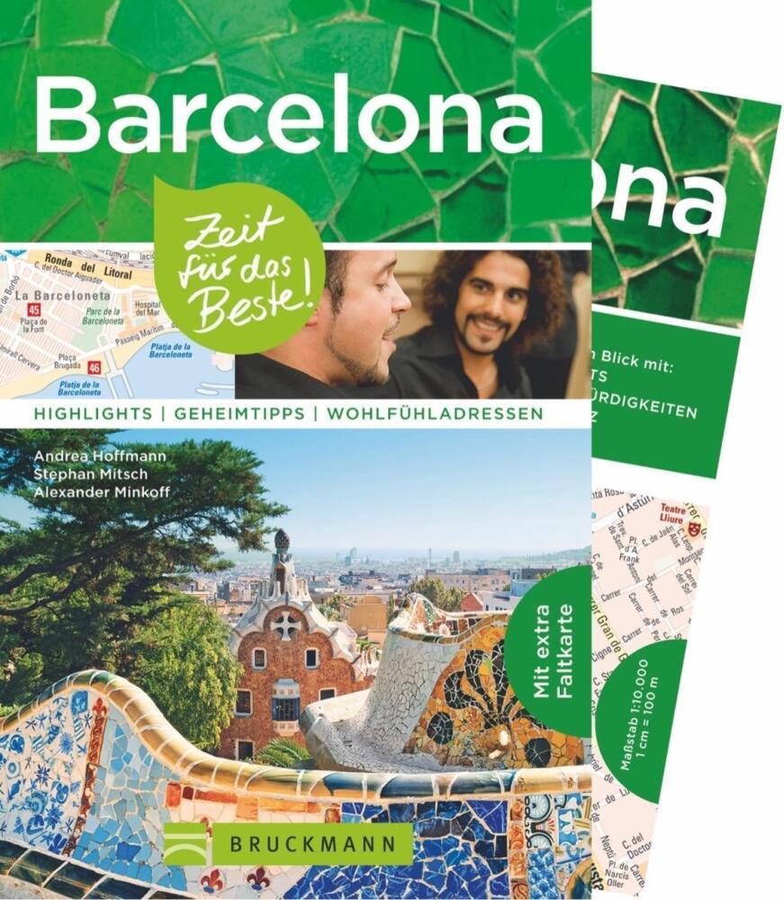 Barcelona - Zeit für das Beste - 9783734324093 PORTOFREI